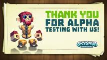 SkySaga - End of Alpha Announcement