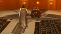 SWTOR The War for Iokath: Gods from the Machine