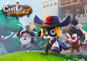 Castle of Legends Game Profile Image