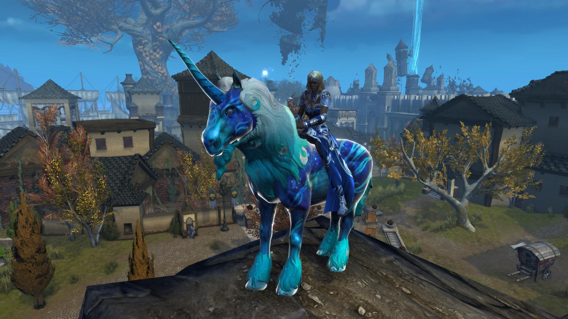 Cerulean--(PS4)-Unicorn