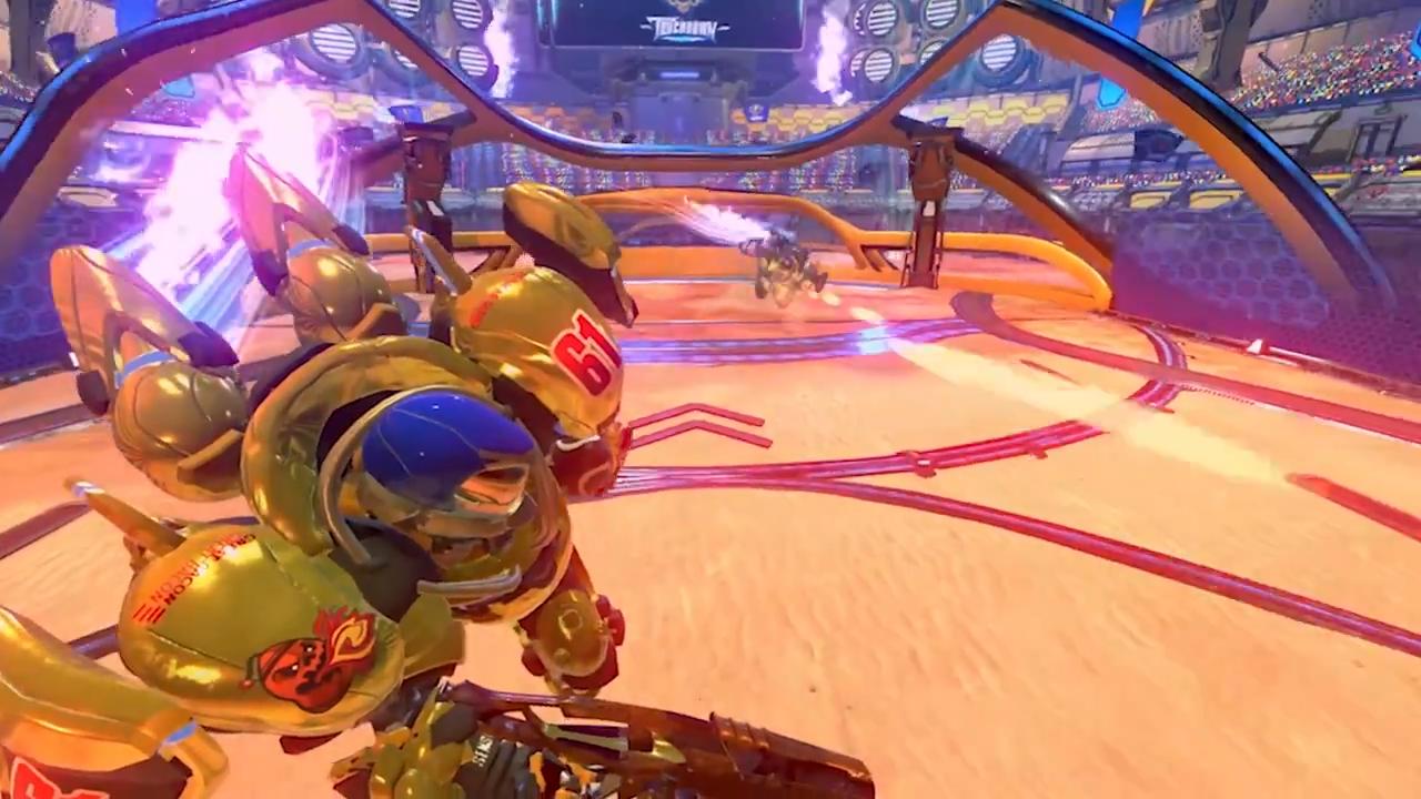 Touchdown Armor League Video Thumbnail