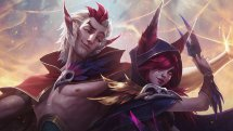 League of Legends Xayah and Rakan Champion Teaser
