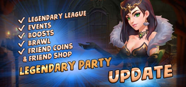 Mighty Party Legendary Party Update Announced