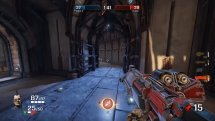 Quake Champions Raw Gameplay Trailer