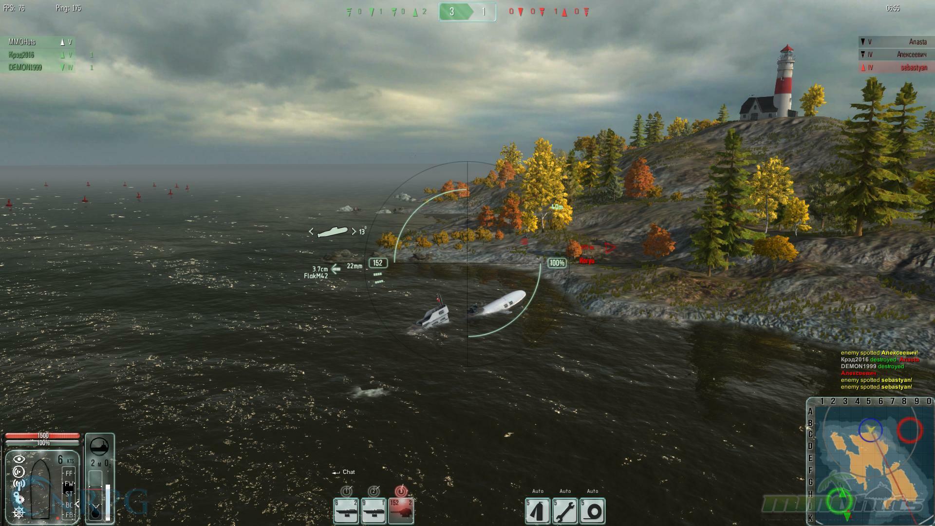 GunFleet Review