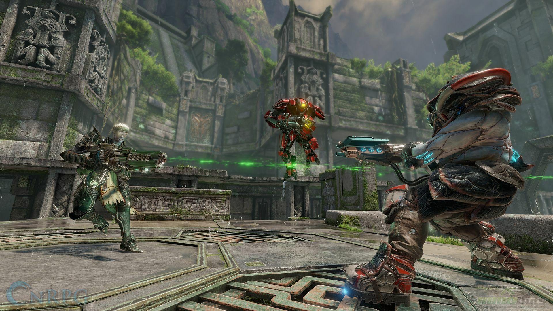 Quake Champions Closed Beta Impressions