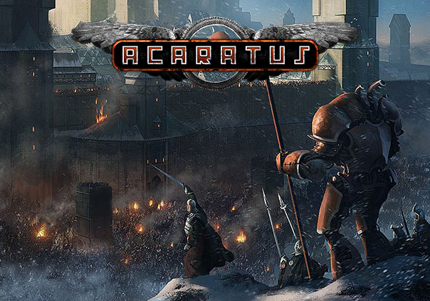 Acaratus Game Profile Banner
