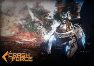 Crash Force Game Profile Image