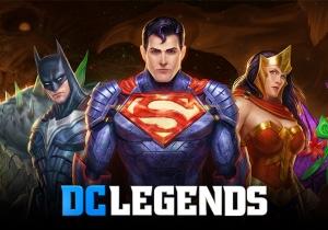 DC Legends Game Profile Banner