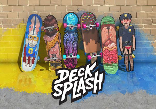 Decksplash Game Profile Banner