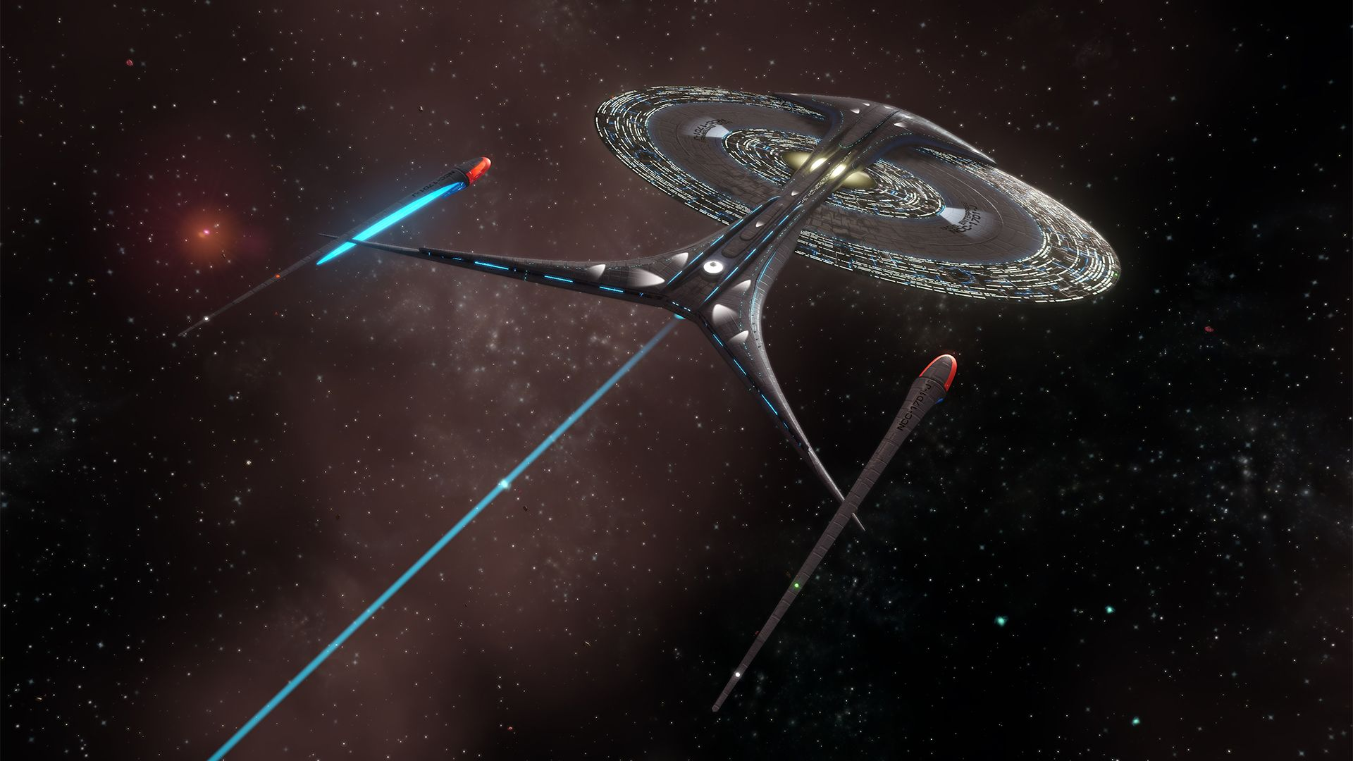 Starfleet 26th Century Dreadnought