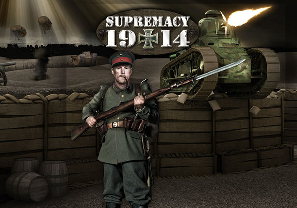 Supremacy 1914 Game Profile Banner