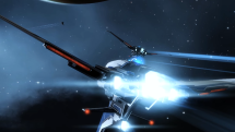 EVE Online: Redesigning the CONCORD Police Frigate