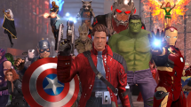 Marvel Heroes Omega PS4 Open Beta Trailer