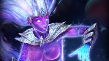 SMITE Cosmic Sol Skin Preview