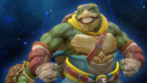 SMITE Shino-bo Kuzenbo Skin Preview