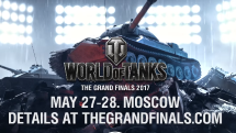 World of Tanks Grand Finals 2017 CG Trailer