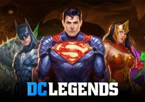 DC Legends Game Profile Banner