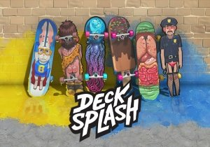Decksplash Game Profile Banner