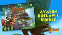 Wizard101 Avalon Outlaw's Bundle Trailer