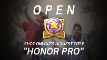 Shot Online - Honor Pro and Legend Club System Trailer