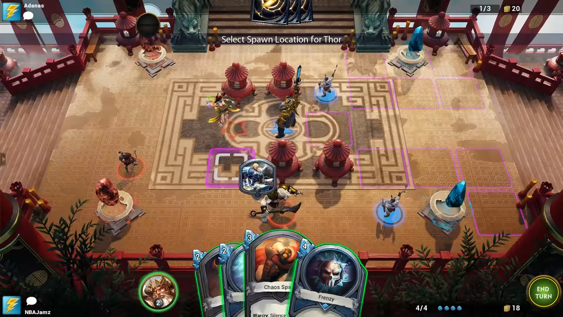 Hand of the Gods: SMITE Tactics Interview with Adam Gallman