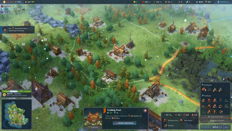 Northgard Early Access Impressions