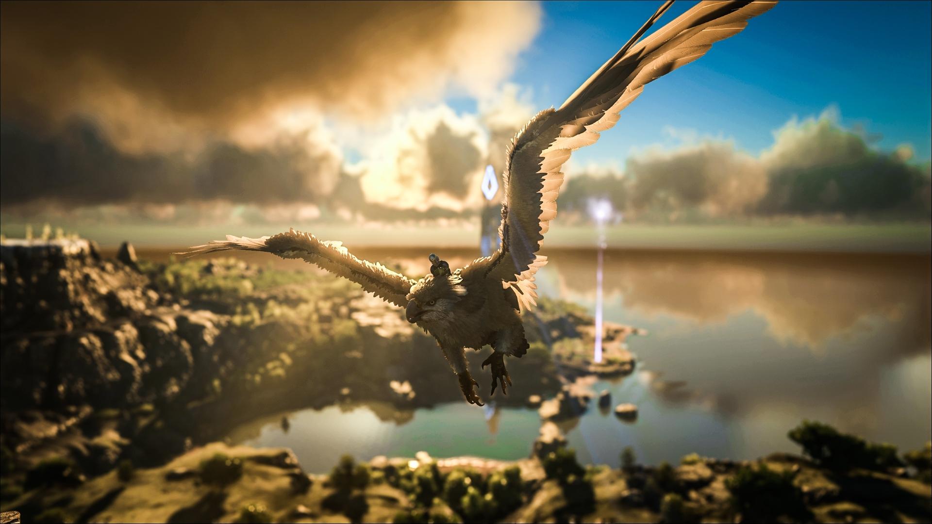 ARK Ragnarok Griffin Screenshot