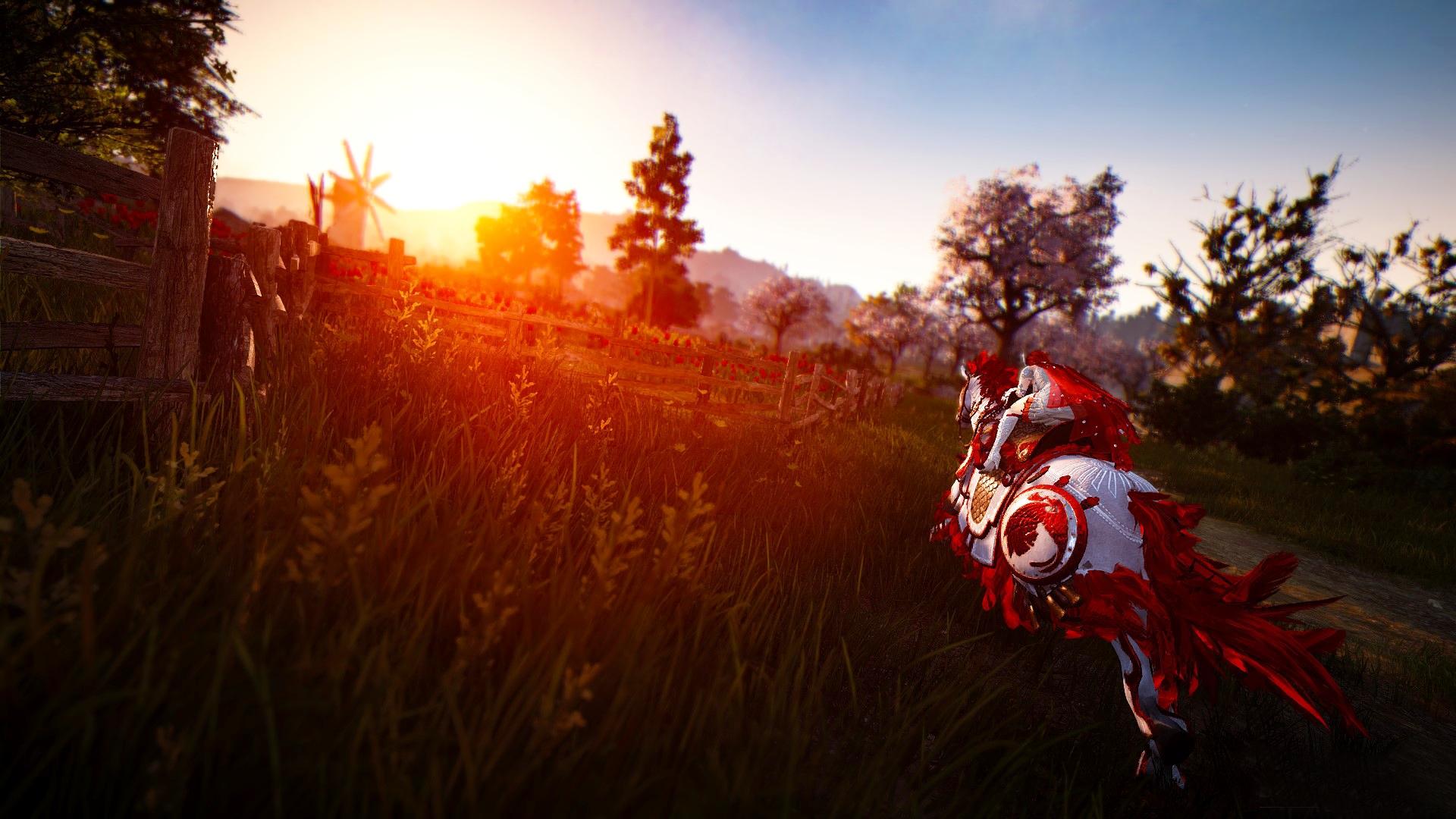 Black Desert Online Steam Release Screenshot