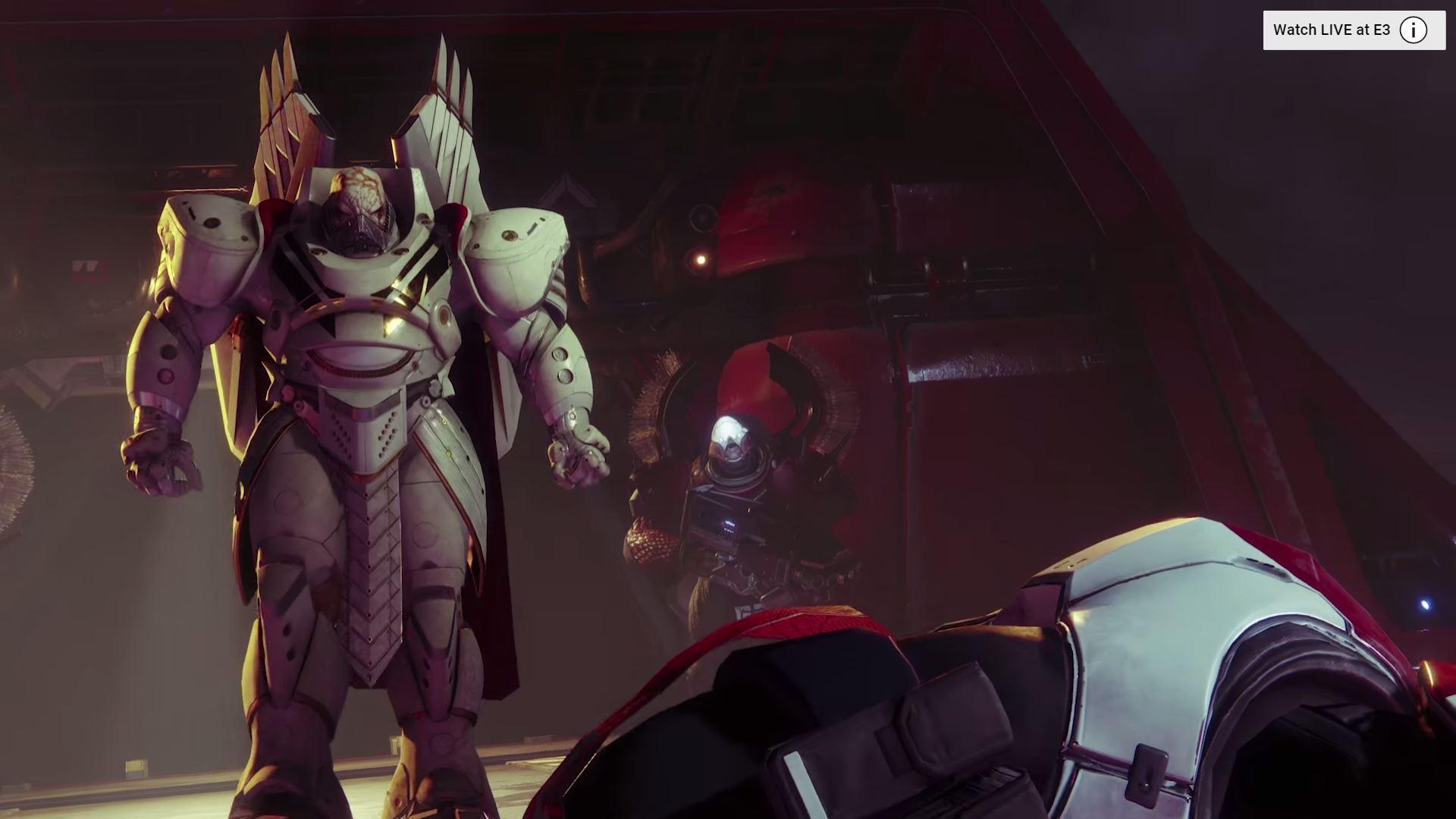 """Destiny 2 – Official """"Our Darkest Hour"""" E3 Trailer - YouTube"""