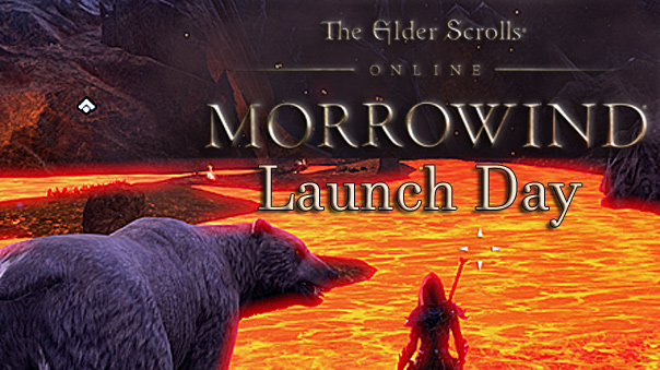 ESO: Morrowind Launch Day Impressions