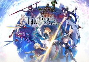 Fate/Grand Order Game Profile Banner