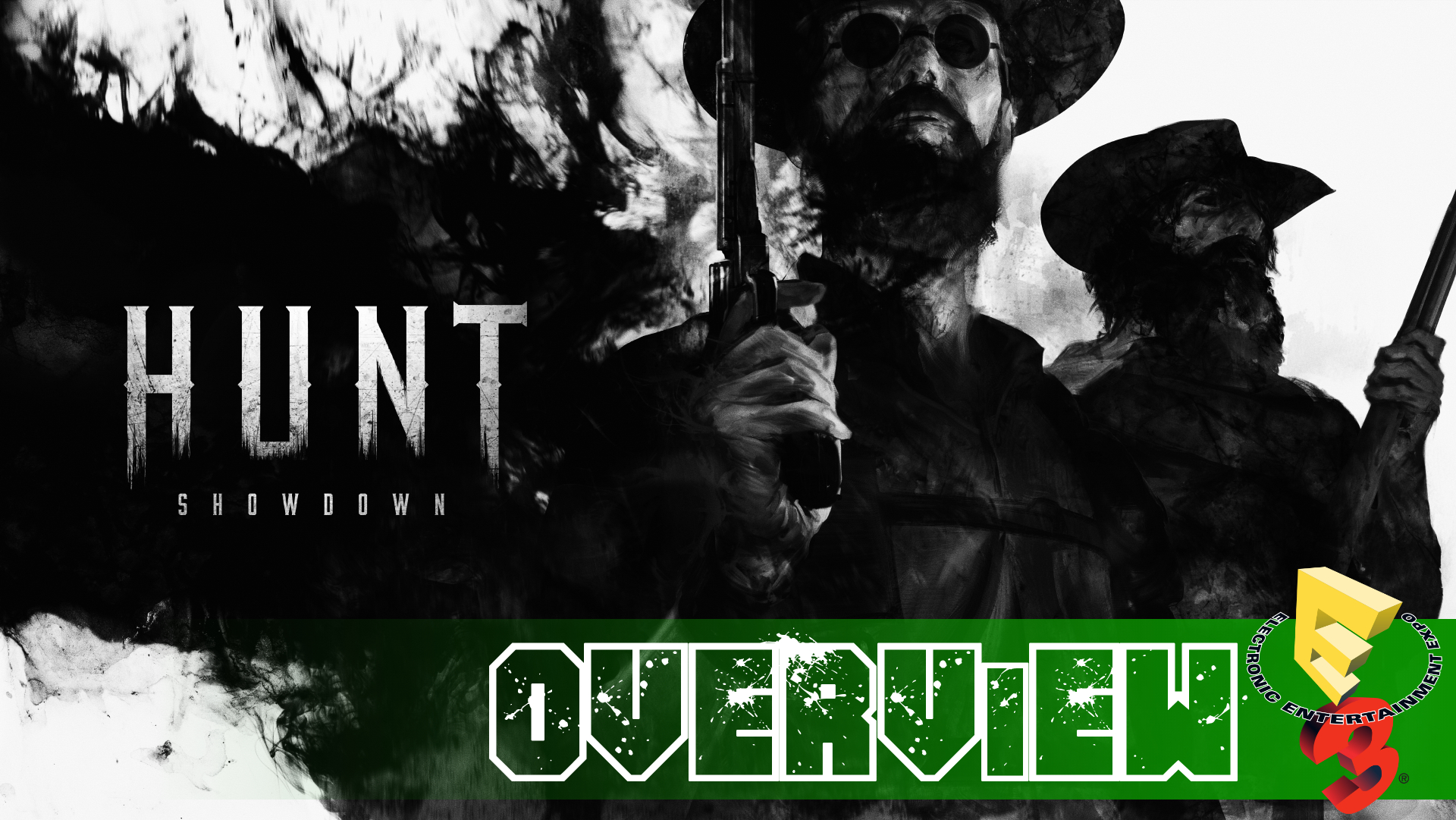 E3 2017 - Hunt: Showdown Overview Video Thumbnail