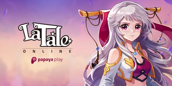 La Tale Now Live on Papaya Play News Header