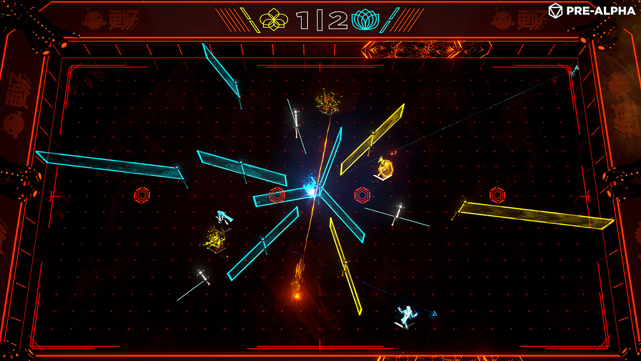 Laser League Screenshot - Gameplay