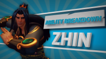 Paladins: Zhin Ability Breakdown Video Thumbnail