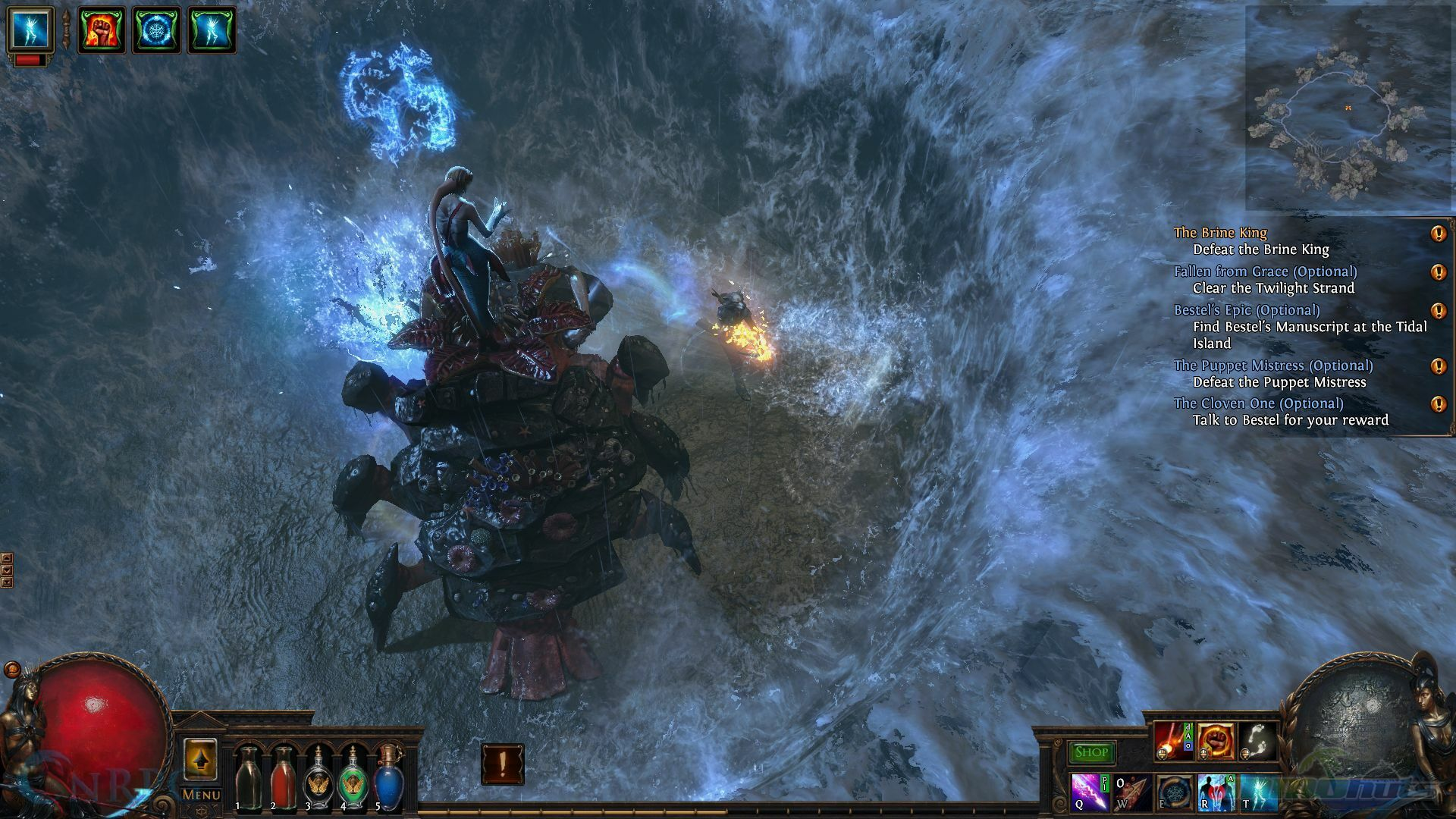 Path of Exile: The Fall of Oriath Press Beta Preview