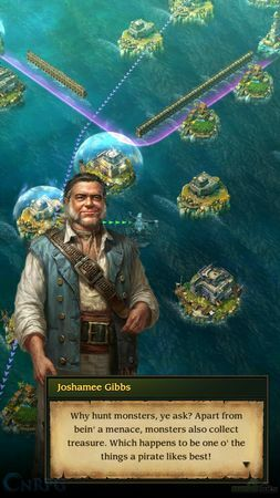 Pirates of the Caribbean: Tides of War Mobile Review