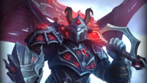SMITE Draco Knight Tyr Skin Preview Video Thumbnail