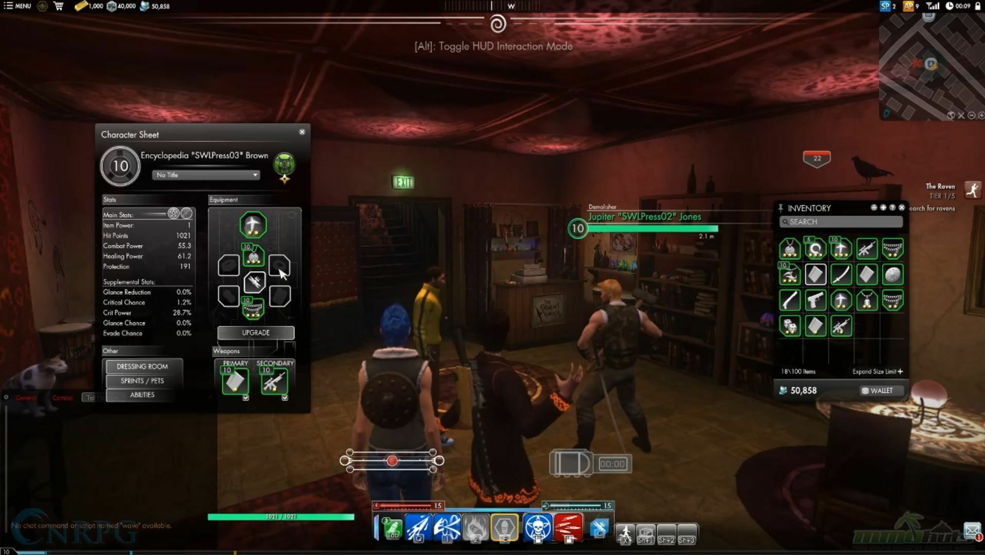 The Secret World Legends Press Tour Recap