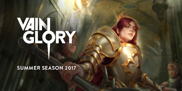 Vainglory Summer Season 2017 Article Header