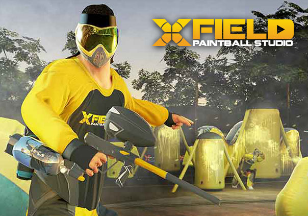 XField Paintball 3 Game Profile Banner