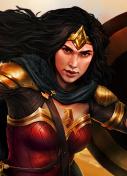 DC Legends Introduces Wonder Woman Theatrical Content