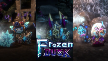 Happy Dungeons Frozen Dusk Trailer