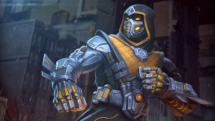 SMITE Eliminator Ravana Skin Preview