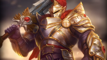 SMITE Vanguard Hercules Skin Preview
