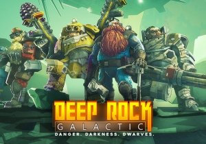 Deep Rock Galactic Game Profile Image