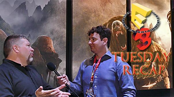 E3 2017 Tuesday Recap: Elder Scrolls Online, ARK, Black Desert Online Article Header