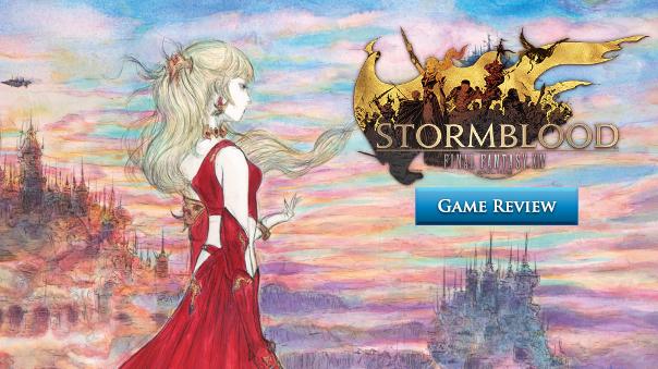 FFXIV Stormblood Review