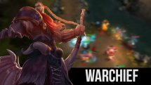 Heroes of Newerth Warchief Hero Spotlight Video Thumbnail